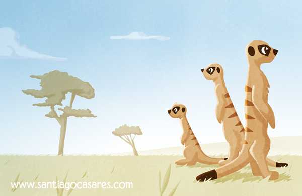 Meerkat Spread 1